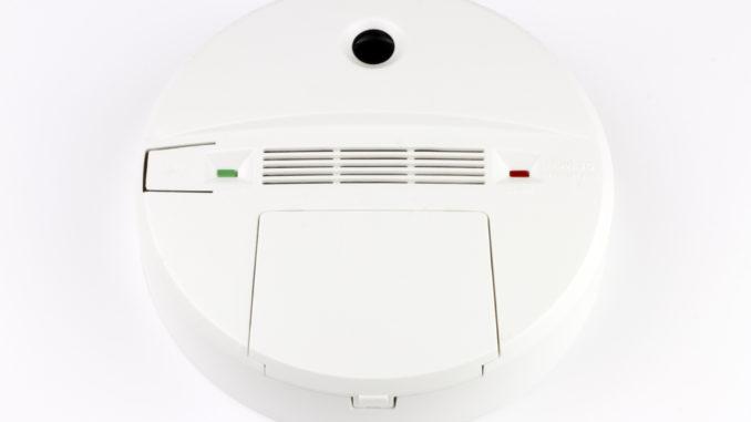 Kohlenmonoxid Detector